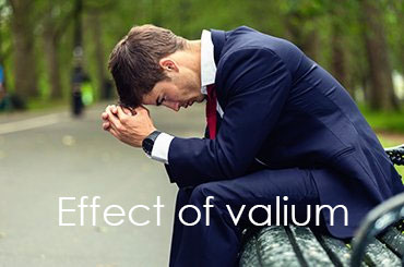 Effect of Valium